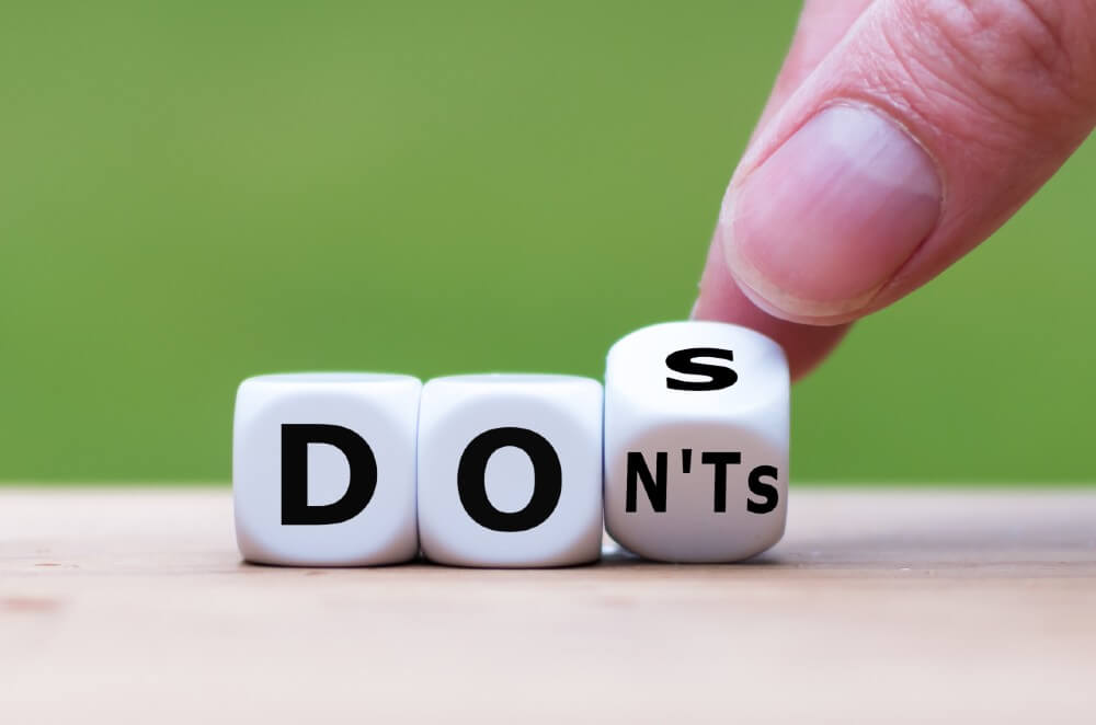 5 Dos And Don'ts Of DIY Marketing